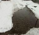 Жители села Никольское недовольны ремонтом водопровода