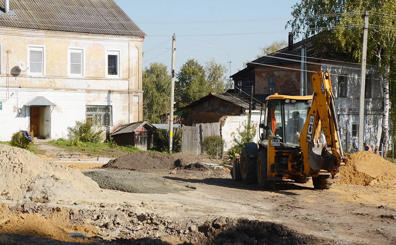 На благоустройство набережной в Богородицке выделено 54 млн рублей