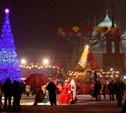 Открытие главной городской елки покажут онлайн