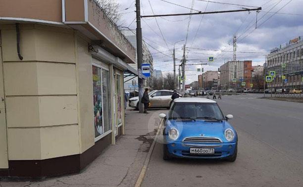 «Накажи автохама»: это из-за лени, жлобства или отсутствия парковок?