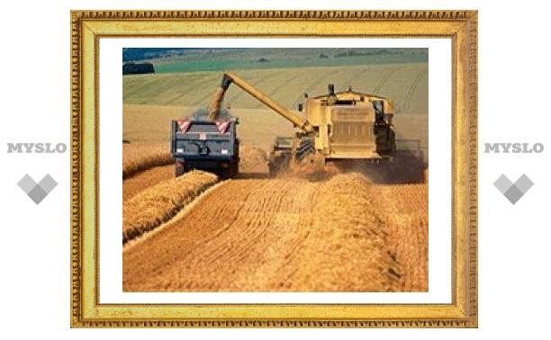 Тульские аграрии бьют рекорды