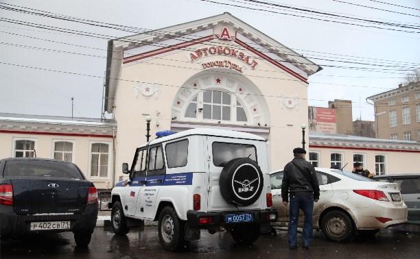 Из здания автовокзала эвакуировали людей из-за подозрительной коробки