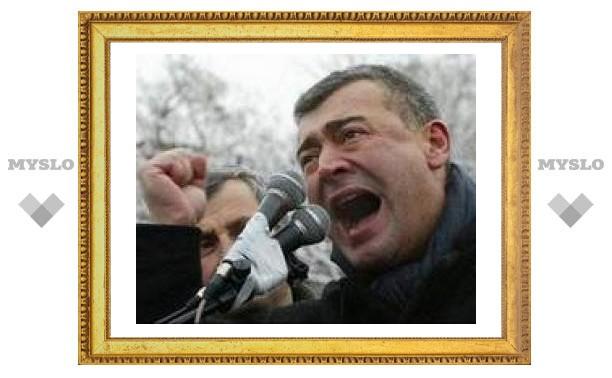 Оппозиция требует отставки главы ЦИКа Грузии