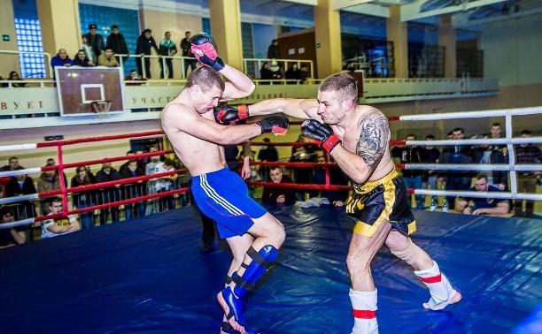 В Щекино пройдет турнир по смешанным единоборствам «Русский щит»