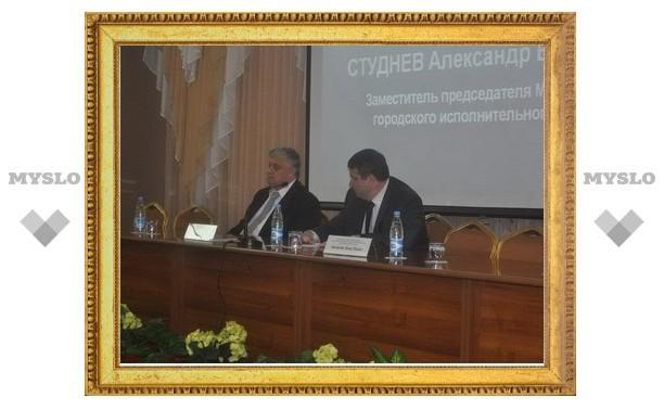 Тульские и белорусские предприниматели обменялись опытом