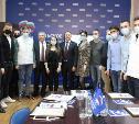 Тульские единороссы отметили личный вклад активистов волонтерского центра партии