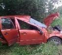 По вине пьяного водителя в ДТП пострадали два пассажира