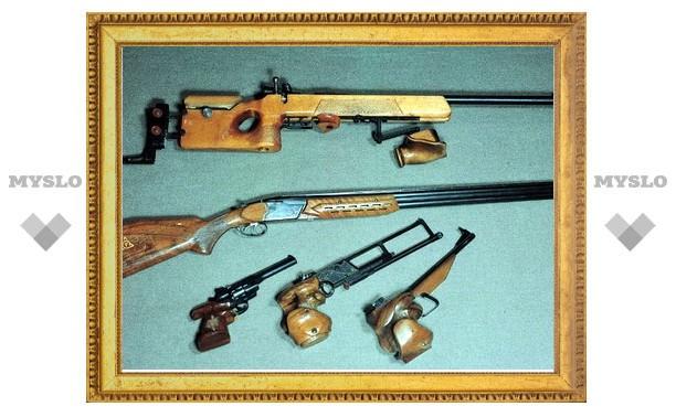 Туляков проверят на знание оружия