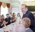 Юрий Цкипури: «Смотрю на молодёжь и понимаю: Тула в надежных руках!»
