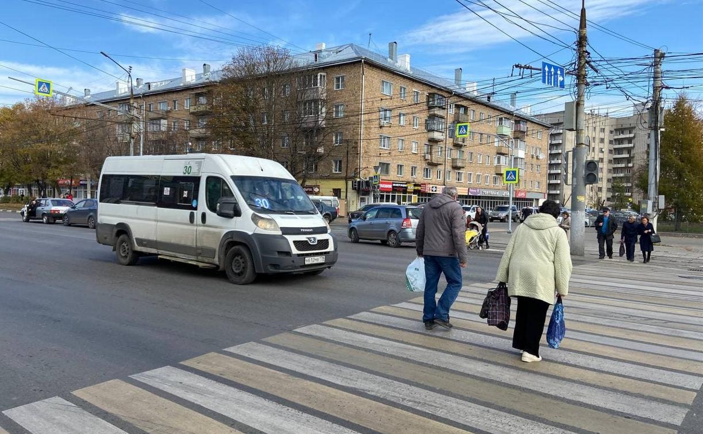 В Туле в районе остановки «Педуниверситет» не работают светофоры