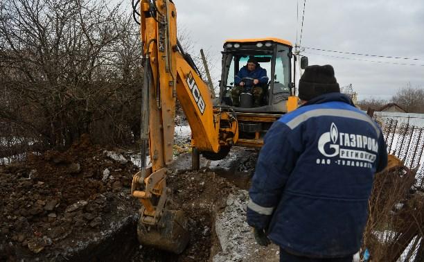 Газовщики подсчитали потери от незаконных подключений в цыганском поселении