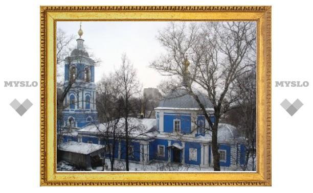 Уроженцы Воронежа грабили подмосковные церкви по путеводителю