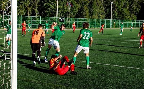 «Арсенал-2» сыграл вничью с «Орлом»
