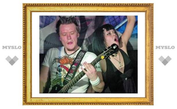 В Новомосковске открылся рок-клуб