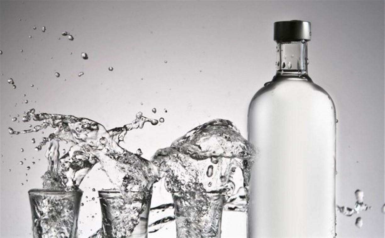 В России производство водки снизилось на 22%