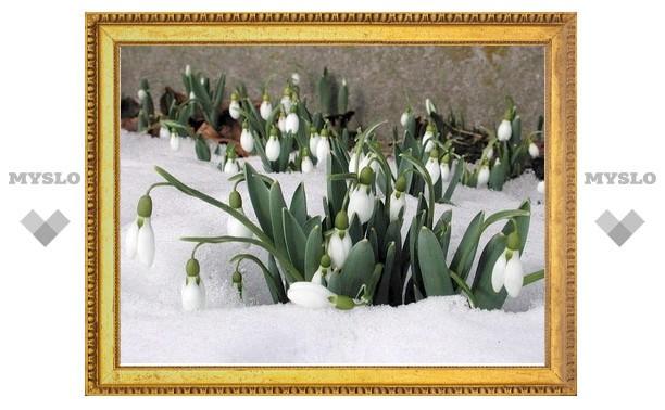 А за что вы любите весну?