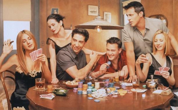 Paramount Comedy и «Ростелеком» подготовили сюрприз для фанатов сериала «Друзья»