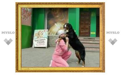 В Туле выбирают лучших собак
