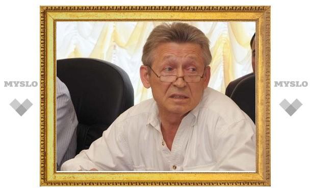 Председатель Союза журналистов Тульской области отмечает юбилей
