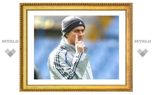 """Главный тренер """"Челси"""" прекратил общение с английской прессой"""