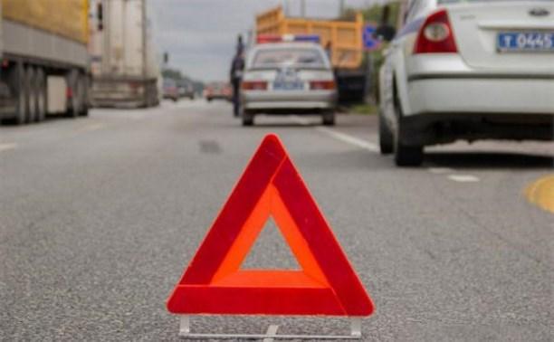 На дорогах Тульской области становится меньше ДТП