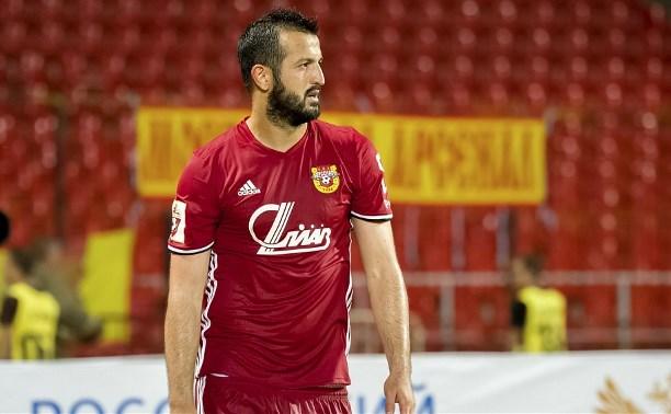 Защитник «Арсенала» пропустит два матча Кубка России
