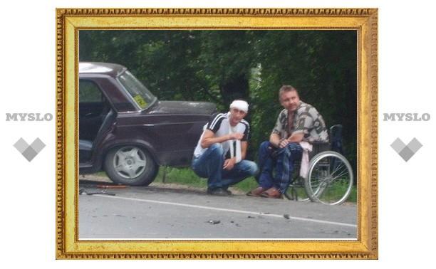 Кто управлял попавшим в ДТП авто из свадебного кортежа?