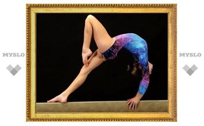 Тульская гимнастка вошла в сборную округа
