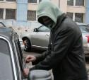 В Щекинском районе 19-летний юноша обчистил машину