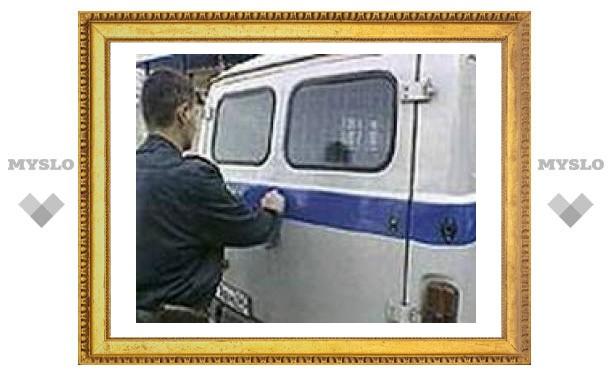 В Туле повязали грабителя из Орла