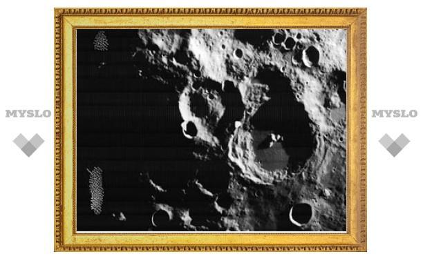 В Сеть выложили лунные фотографии 1967 года