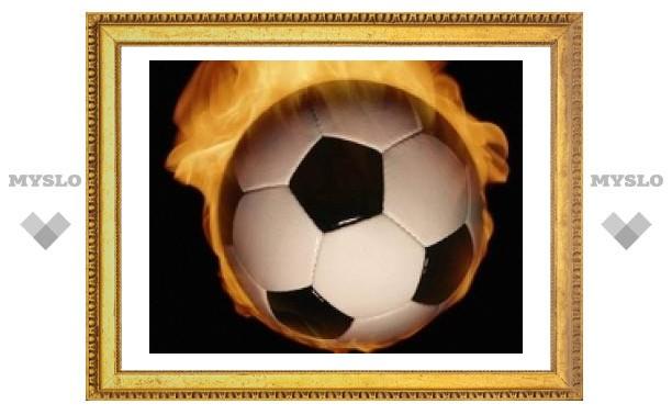 Футбольное событие года в Туле