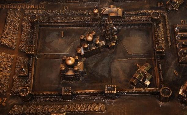 15 апреля в Туле состоится открытие скульптуры «Старый город»