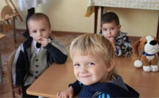Узловский детский сад примет больше малышей