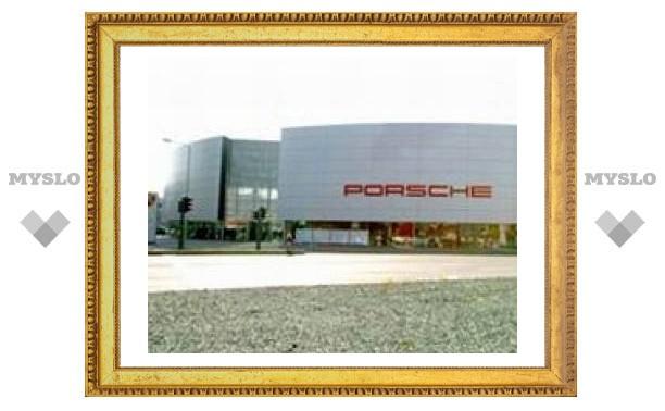 Выпуск спорткаров Porsche 911 приостановлен из-за взрыва на заводе