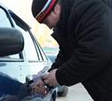 Ефремовец поймал угонщика своего автомобиля