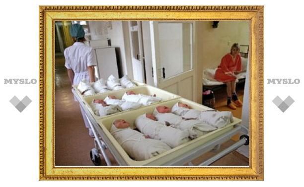 В июне в Тульской области смертность превысила рождаемость