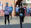 В Туле состоялся легкоатлетический забег «Мы вместе Крым»