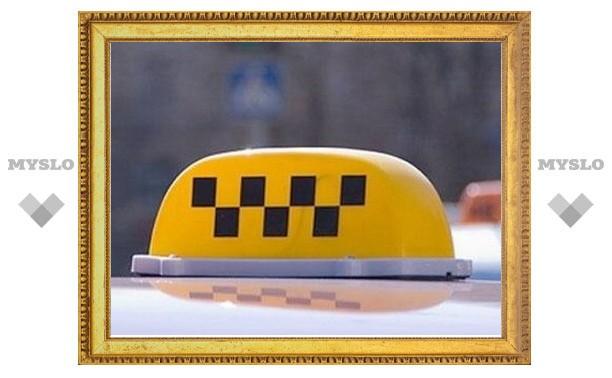 Лицензии тульских такси теперь действительны в Калуге и Орле