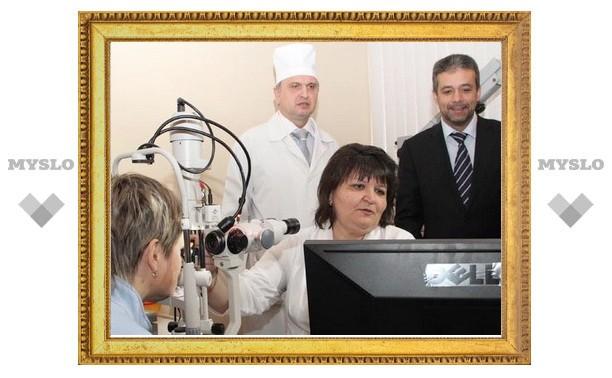 В новомосковской больнице появится свой томограф
