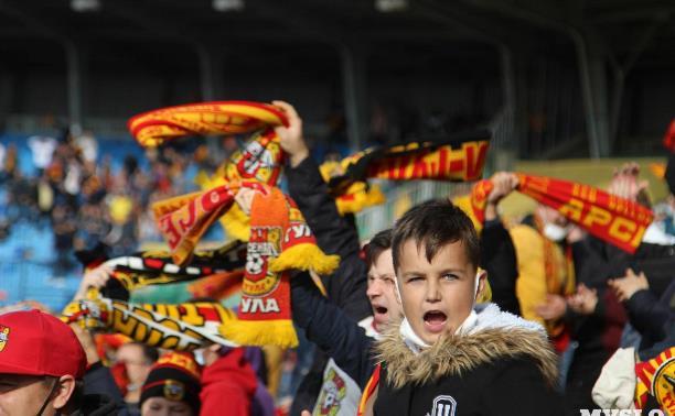Тульский «Арсенал» завтра сыграет с «Ростовом»