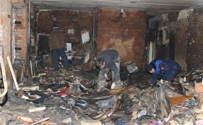 Жительница Новомосковска о взрыве в доме: «Я слышала, как кричала соседка»