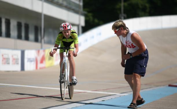 В Туле стартовали соревнования по велоспорту на треке