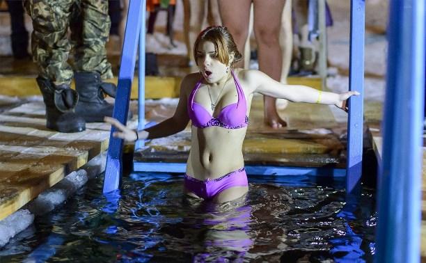 В Туле начали готовиться к крещенским купаниям