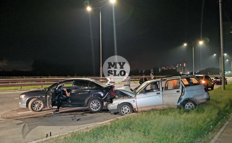 Госавтоинспекция: «В ДТП на ул. Рязанской в Туле пострадали три человека»