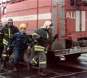 В Тульской области определили лучший пожарный расчет