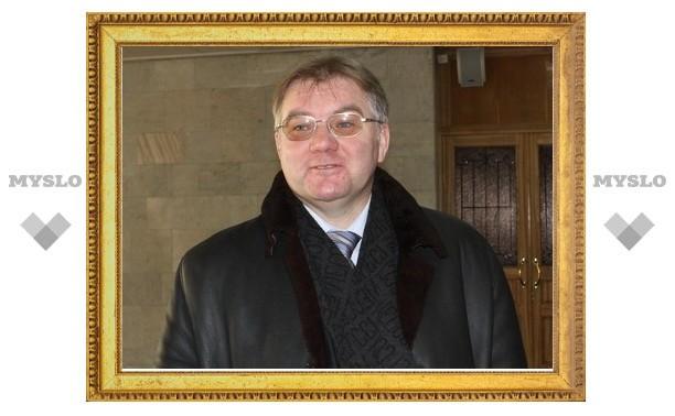 Олег Козлов не станет исполнять обязанности главы администрации Тулы