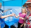 Сегодня в Туле бесплатно раздают питьевую воду