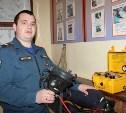 Лучшим мастером службы пожарной охраны стал Владимир Долгий