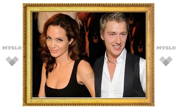 Воробьева застукали с Анжелиной Джоли